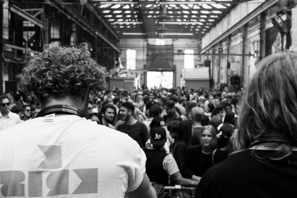 Alamaison & Kris Kross Amsterdam @ Vrijland Festival